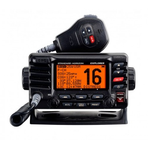 Standard Horizon GX1700E DSC VHF with Built In GPS
