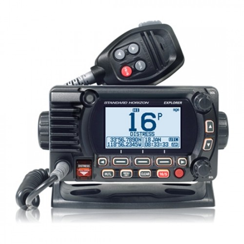 Standard Horizon GX1850GPS/E Fixed DSC VHF with GPS and NMEA2000