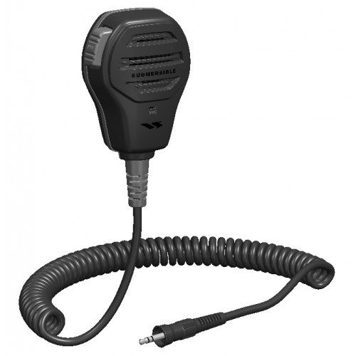 Standard Horizon MH-73A4B Submersible Speaker Microphone