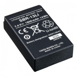 Standard Horizon HX870E Lithium Ion Battery Pack - SBR-13Li
