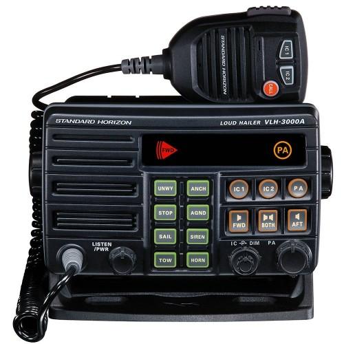 Standard Horizon VLH-3000A Loud Hailer with Fog Signal System