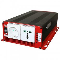 Sterling Power ProPowerS 24v 700w Pure Sinewave Inverter - SI24700