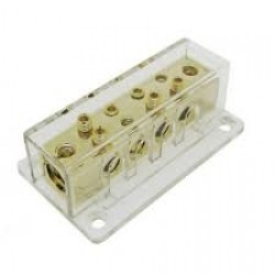 Sterling Power GPB Gold Plated Fuse Block - GPB2488