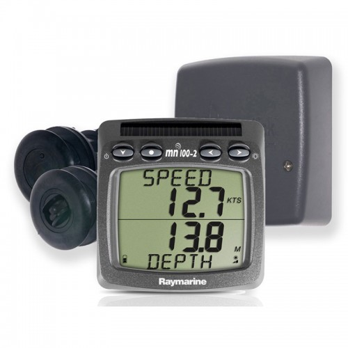 Raymarine Tacktick Wireless Speed and Depth System - T100