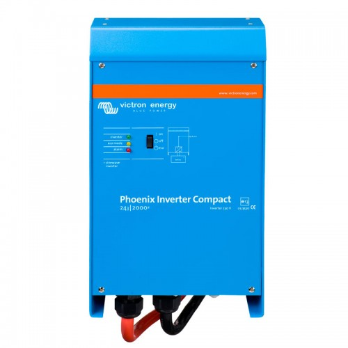 Victron Phoenix Compact Inverter 24v 2000w - CIN242020000