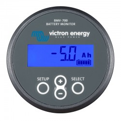 Victron Energy BMV-700 9-90VDC Precision Battery Monitor - BAM020700000