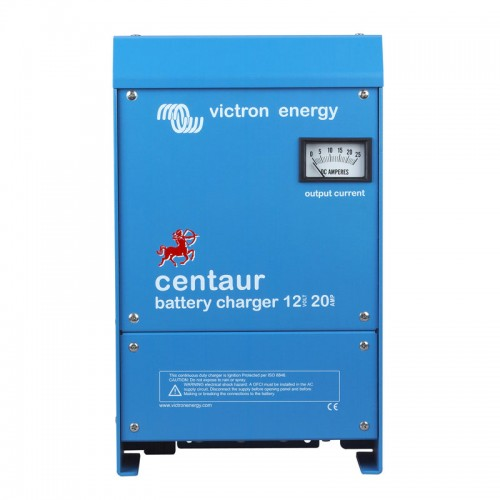 Victron Centaur 12v 20A Battery Charger - CCH012020000