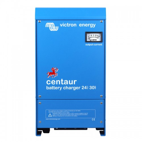 Victron Energy Centaur 24v 30A Battery Charger - CCH024030000