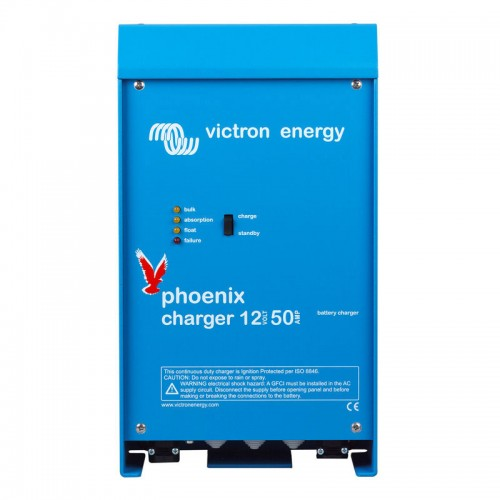 Victron Energy Phoenix Battery Charger 12v 50A - PCH012050001