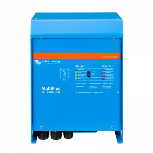 Victron MultiPlus Inverter Charger 24v 3000w/70-16 - PMP243020001