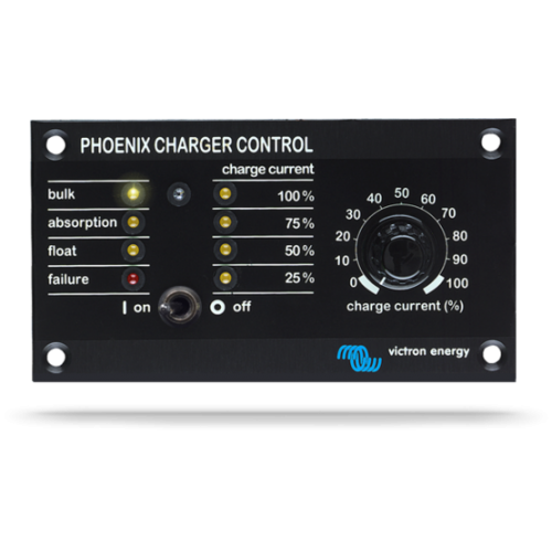 Victron Energy Phoenix Charger Control Panel - REC010001110