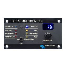 Victron Digital Multi Control Remote Panel - REC020005010