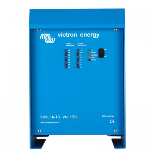 Victron Energy Skylla-TG Battery Charger 48v 25A - SDTG4800251