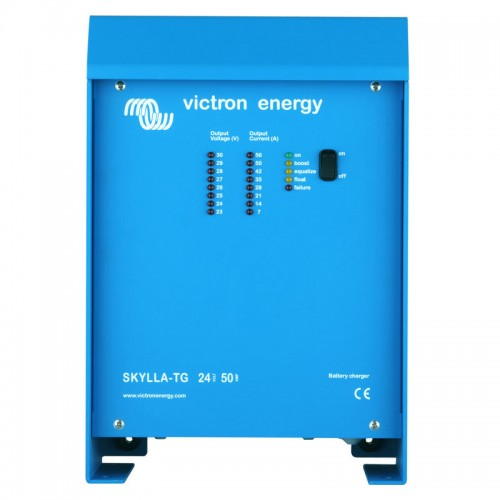 Victron Energy Skylla-TG Battery Charger 24v 30A 1+1 - SDTG2400301