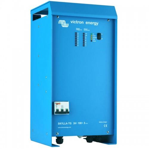 Victron Energy Skylla-TG Battery Charger 24v 100A 3-Phase - STG024100300