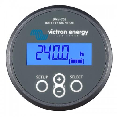 Victron Energy BMV-702 9-90VDC Precision Battery Monitor - BAM010702000