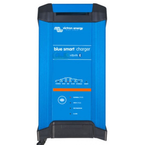 Victron Energy Blue Power Smart Charger 12v 30A Charger - IP22 - 1 Output - Euro Plug - BPC123042002
