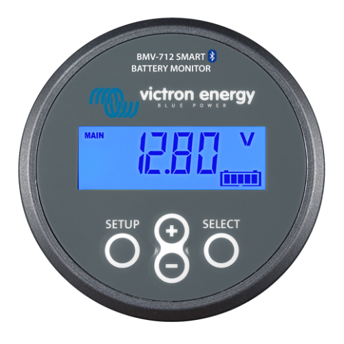 Victron Energy BMV-712 9-90VDC Smart Battery Monitor - BAM030712000
