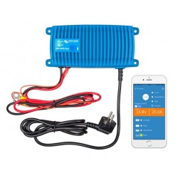 Victron Energy Blue Power Waterproof  Smart Charger - IP67 - 12v 7A - 1 Output - EU Plug only - BPC120713006