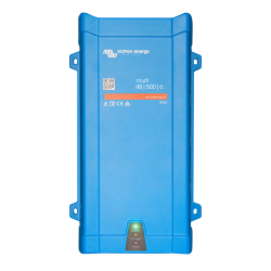 Victron Energy Phoenix Sinewave Multiplus 48v 500va Inverter with 6Amp Charger - PMP481500000
