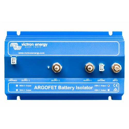 Victron Energy Battery Isolator Argofet 200-2 200A - ARG200201020
