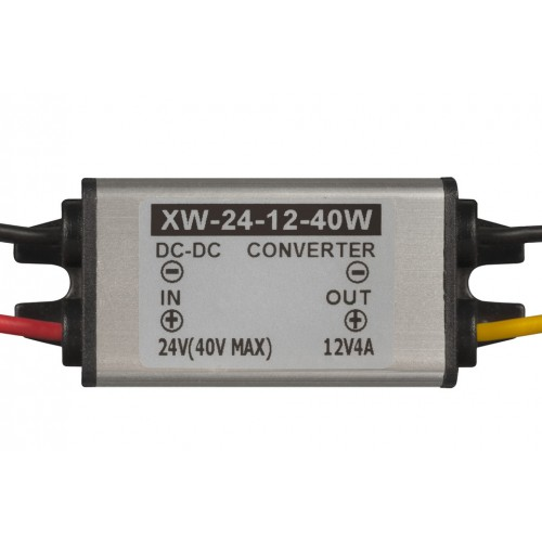 Victron Energy Orion DC/DC Converter Non Isolated IP67 - 24/12-5 (60w) - ORI241205060