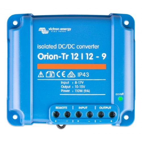 Victron Orion-Tr DC/DC Converter - Isolated - 12/24-5 (120w) - ORI122410110
