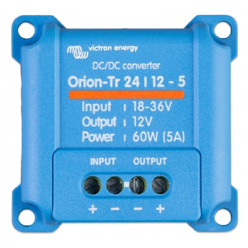 Victron Orion-Tr DC/DC Converter - Non Isolated - 24/12-5 (60w) - ORI241205200
