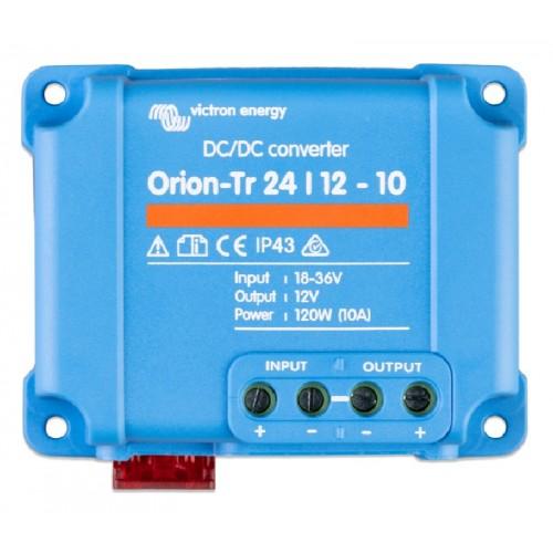 Victron Orion-Tr DC/DC Converter - Non Isolated - 24/12-10 (120w) - ORI241210200