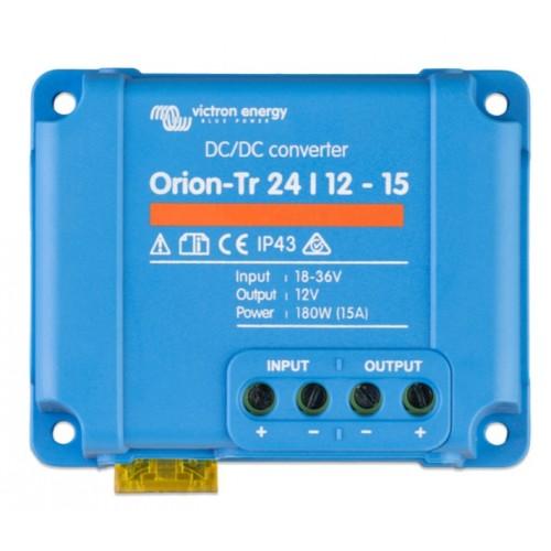Victron Orion-Tr DC/DC Converter - Non Isolated - 24/12-15 (180w) - ORI241215200