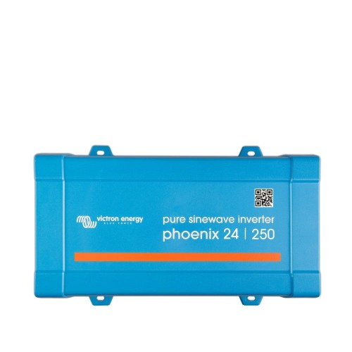 Victron Energy Phoenix Inverter 24v 250va UK Outlet - PIN242510400