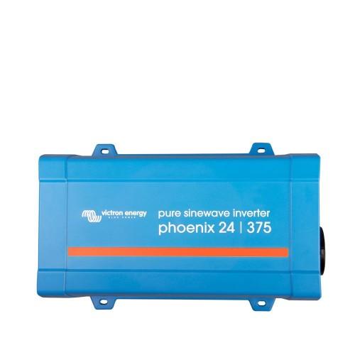Victron Energy Phoenix Inverter 24v 375va UK Outlet - PIN243750400
