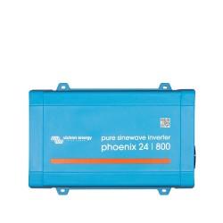 Victron Energy Phoenix Inverter 24v 800va UK Outlet - PIN241800400