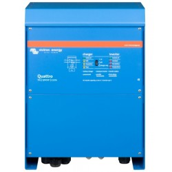 Victron Quattro Inverter Charger 12v 5000w/220-100/100 - QUA125020000