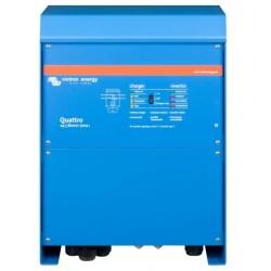 Victron Quattro Inverter Charger 24v 8000w/200-100/100 - QUA248020010