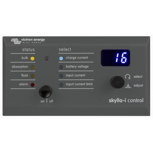 Victron Energy VE Net Remote Panel for Skylla-i - REC000300000R