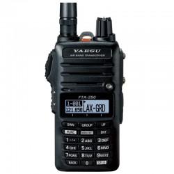 Yaesu FTA-250L Handheld VHF Aviation Transceiver
